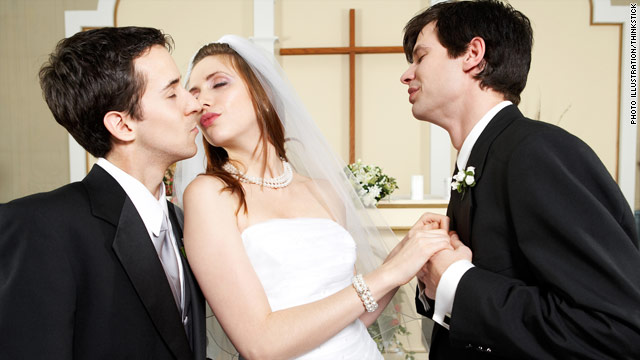 Being Married Without Monogamy